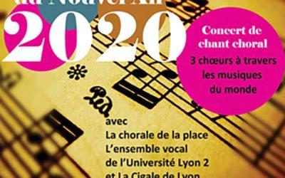 Concert du nouvel an du 3e de Lyon