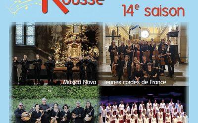 14e saisons des Concerts de la Croix-Rousse
