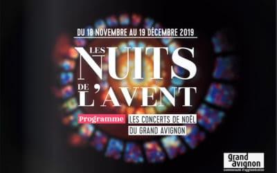 Concert Nuits de l'Avent Grand Avignon
