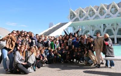 Tournée en Espagne