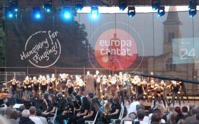 Festival Europa Cantat Junior à Pécs