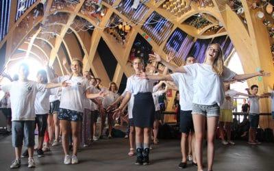 Tournée Italie – Exposition Universelle Milan