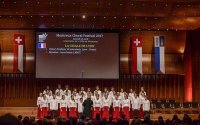 Concours Montreux Choral Festival