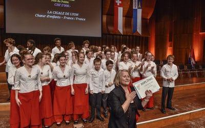 Concours du Montreux Choral Festival