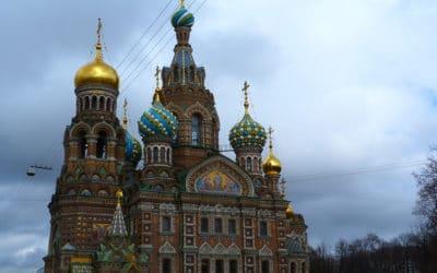Tournée Lettonie et Russie