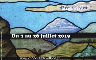 Festival des Concerts de Vollore
