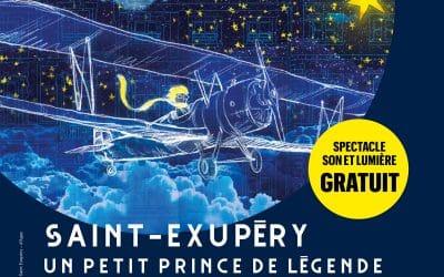 La Cigale de Lyon chante pour Antoine de St-Exupéry !